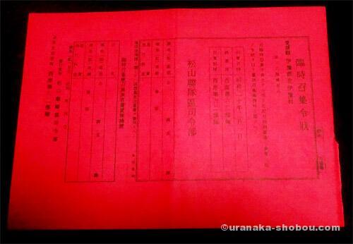 唐ゼミ「ユニコン物語 溶ける角篇」の赤紙