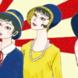 【無料素材】昭和レトロ風人物画像【商用可、加工可】