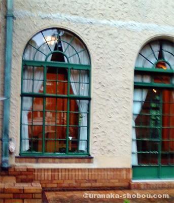 「ベーリック・ホール」の外観