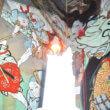 【観光】高知「絵金祭り」~血みどろ屏風絵が路上に飾られる珍しいお祭り