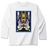 「蛭と乙女と林檎と窓と」長Tシャツ