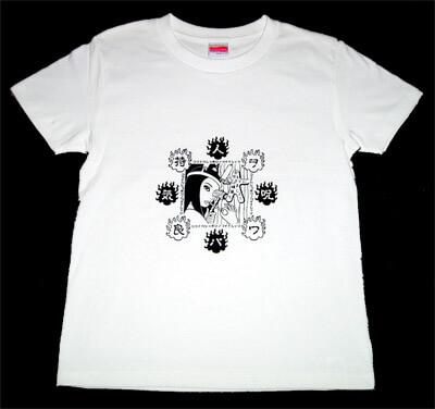 TシャツNO.5全体