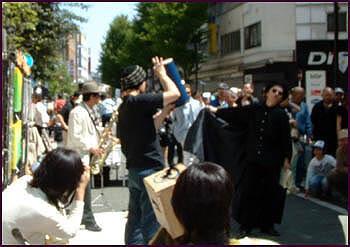 「第4回吉田町アート&ジャズフェスティバル」ポエトリー