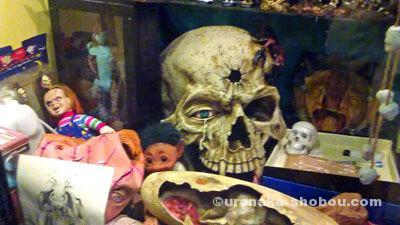 「怪しい少年少女博物館」スカル